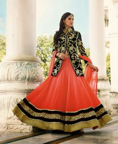 Bollywood Style Lehenga  Visit@www.craftnfashion.com