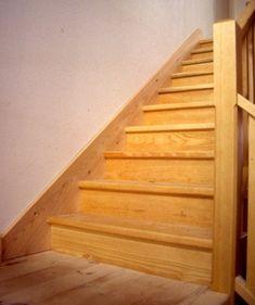 DIY stair skirting
