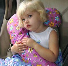 Seat Belt Pillows