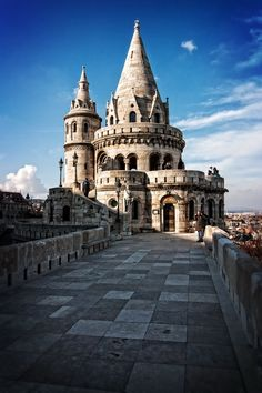 Fisherman& Bastion in Budapest -- we& visit again this summer. Wonderful Places, Beautiful Places, Travel Around The World, Around The Worlds, Places To Travel, Places To Go, Hungary Travel, Beautiful Castles, Central Europe