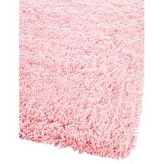 Safavieh Shag Collection Classic Handmade Pink Shag Area Rug