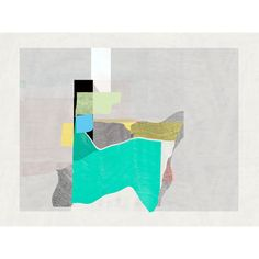 Abstract composition 395 Giclee print - 142 x 107cm Limited edition (20) http://etsy.me/1Dbmq3S www.jesusperea.com