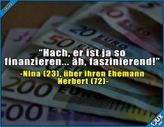 Das muss wahre Liebe sein... ^^'  Lustige Sprüche und Memes #Humor #Sprüche #lustigeSprüche #Geld #Liebe #Finanzen #Jodel #Memes