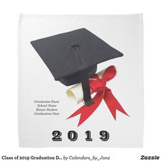 Class of 2019 Graduation Day Bandana by Janz - college graduation gift idea cyo custom customize personalize special Best Online Colleges, Best Online Courses, Grants For College, Scholarships For College, High Paying Careers, Honor Student, Online Bachelors Degree, Green School, Education Degree