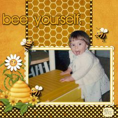 Just Beeing Rebecca by moog. Kit: Bee Yourself by Carole's Share the Luv http://scrapbird.com/designers-c-73/a-c-c-73_514/caroles-share-the-luv-designs-c-73_514_518/bee-yourself-p-18022.html