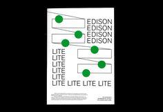 EDISON LITE on Behance