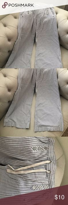 Anthropologie pajama pants - good condition Anthropologie pajama pants - good condition Anthropologie Intimates & Sleepwear Pajamas