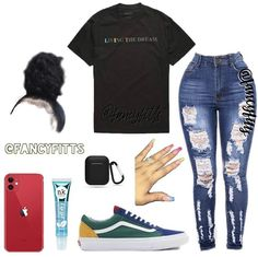 The Effective Pictures We Offer You About swag outfits nike A quality picture can tell you many thin Swag Outfits For Girls, Boujee Outfits, Cute Swag Outfits, Teenage Girl Outfits, Teen Fashion Outfits, Dope Outfits, Jean Outfits, Trendy Outfits, School Outfits
