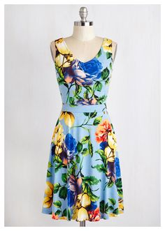 I Think You're Blossom Dress - was $54.99, now $32.99 (40% Off). Picked by cossi @ ModCloth