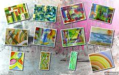 Kunst, Malerei, Arts, Abstrakt