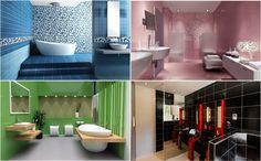 Amazing ideas for bathroom interiors | All on Style