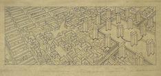 Laboratoire Urbanisme Insurrectionnel: M. TAFURI : La Crise de l'Utopie : Le Corbusier à Alger [Partie I]