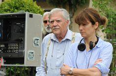 Die Regisseurin Sherry Hormann und Kameramann Michael Ballhaus.  Mehr Informationen unter http://facebook.com/3096film oder http://3096tage.de