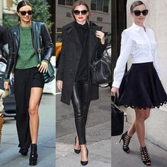 Streetstyle Inspirations sur Instagram: Perfect styles by Miranda ❤️