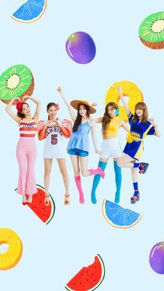 Fun Things — 레드벨벳(Red velvet) - 'Summer Magic' Lock/Home. Wendy Red Velvet, Red Velvet Joy, Red Velvet Irene, Velvet Style, Seulgi, Park Sooyoung, Kpop Girl Groups, Kpop Girls, Taemin