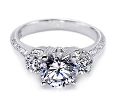 I heart this ring from TACORI! Style no: HT2339