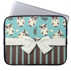 ==> consumer reviews          	cute white owl pattern and stripes laptop computer sleeves           	cute white owl pattern and stripes laptop computer sleeves in each seller & make purchase online for cheap. Choose the best price and best promotion as you thing Secure Checkout you can trust Buy...Cleck Hot Deals >>> http://www.zazzle.com/cute_white_owl_pattern_and_stripes_laptop_sleeve-124884858076773059?rf=238627982471231924&zbar=1&tc=terrest
