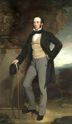 Sir Francis Grant - John Naylor (1813–1889)
