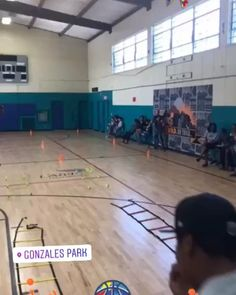 A lil late with this post but here is a small recap from this past Saturdays #Dribble4Autism Basketball Clinic at Gonzalez Park. All participants had a chance to sharpen up on their shooting dribbling passing and defensive skills. Most of all they all had fun. Want to give a huge thanks to @kiidmo @ruthillea @amreed08 @lucylouella @wearelegacy_ @comptoncityhall for coming out to coach and help facilitate the clinic. Thanks @jwhiitee for the wonderful snapchat filter you created. Also a…