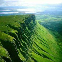 Ireland green