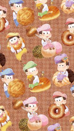おそ松さん Osomatsu-san お気に入りドーナツ
