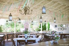 Rustic Chic Wedding Decor >> http://www.greatamericancountry.com/living/lifestyles/sarah-darlings-rustic-bohemian-wedding-pictures?soc=pinterest