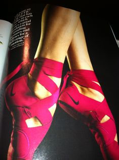 Nike! For Barre or Pilates: I need for my barre classes!!