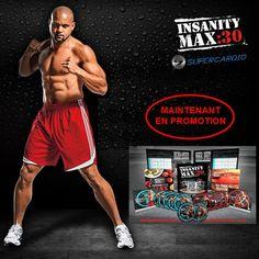 INSANITY MAX:30 MAINTENANT!! En promotion : supercardio.ca
