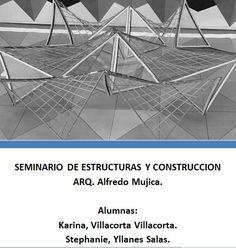 REVISTA DIGITAL APUNTES DE ARQUITECTURA: Propuesta Académica : Recinto social con Paraboloides Hiperbólicos - Karina Villacorta y Stephanie Yllanes