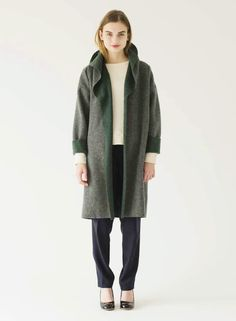 SINDEE 15A/W「VS Coat」