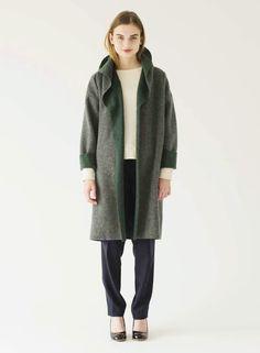SINDEE 15A/W「VS Coat」