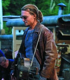 Johnny Depp in Chocolat....favorite roll!