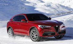 Der Stelvio, Alfa Romeos erstes SUV, ist vor allem eines geworden: ein echter Alfa, mit Leib, Herz und Seele. Zum Marktstart gibt es 280 PS in Benzin und 210 PS als Diesel, beide mit Allrad und Achtgangautomatik.