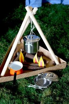indoor camping ideas for kids & indoor camping ideas for kids ; indoor camping ideas for kids activities ; indoor camping ideas for kids tent ; indoor camping ideas for kids food ; indoor camping ideas for kids sleepover Camping Dramatic Play, Dramatic Play Area, Dramatic Play Centers, Role Play Areas, Camping Theme, Camping Ideas, Camping Hacks, Camping Parties, Camping Outdoors