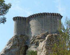 Château de Boulbon 13150 Boulbon France, Rhone, Provence, Mount Rushmore, Mountains, Nature, Pictures, Travel, Photos