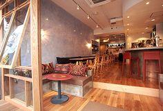 hiki cafe at shibuya , Japan