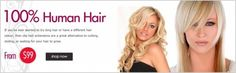 100% Natural Hair Extensions by Elisha Clark