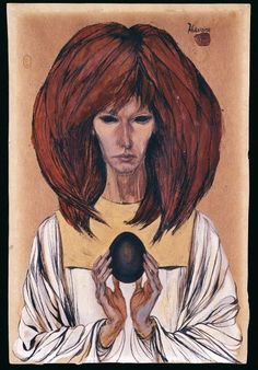 Black Egg, Marjorie Cameron
