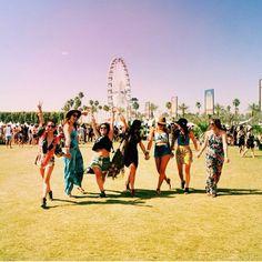 Coachella style #coachellamoss