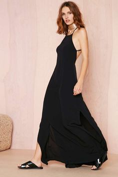 Flame Game Dress - Black | Shop Dresses at Nasty Gal