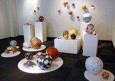 """Smarana"" (Remembering) Installation by Deborah Kapoor at ArtXchange Gallery in her solo exhibition SKIN. International Artist, Creative People, Creative Inspiration, 3 D, Sculptures, Interview, Gallery, Artwork, Artists"