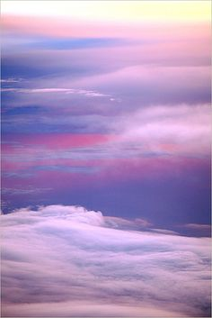 Window Seat - Sunset clouds @ 32000ft over Florida - IMGB7110-2-800