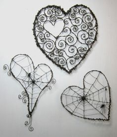 Wire Hearts
