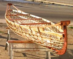 skin on frame boats - Google Search
