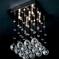 Ceiling Lights & Fans Ceiling Lights Purposeful Fashion Creative Crystal Ceiling Lamps Led Lamps Dining Room Ceiling Lamp High-power E27 Led Lustre Lighting Ceiling Lights Structural Disabilities