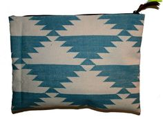 Hand Made Vintage Turkey Kilim Women's Bag jute rug tote bag with leather Handel #Unbranded