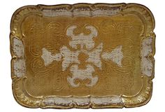 Florentine Dresser Tray on OneKingsLane.com