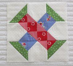 Quiltmaker 100 Blocks vol 7 by PamKittyMorning, via Flickr