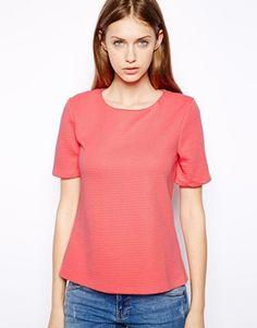 ASOS Warehouse Texture T-Shirt
