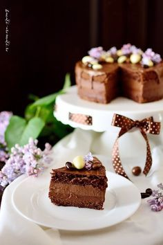 Tort Duo Chocolat Romanian Food, Romanian Recipes, Something Sweet, Dessert Recipes, Desserts, Food Inspiration, Caramel, Diy And Crafts, Cheesecake